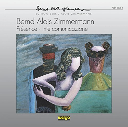 Edition Bernd Alois Zimmermann (Presence / Intercomunicazione)