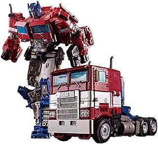 Transformation Siege Series SS38 SS-38 Optimus Primes KO Diecast Alloy Action Figure Robot Toy Children Gift
