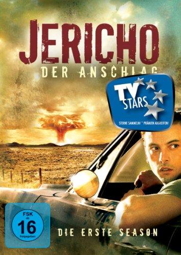 Jericho - Der Anschlag - Die erste Season (6 DVDs)
