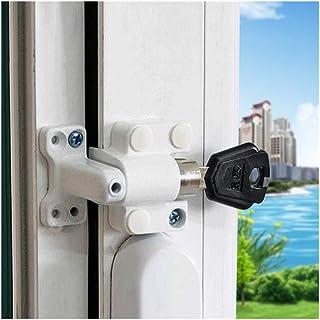 Amazon.es: cierre seguridad puerta corredera aluminio