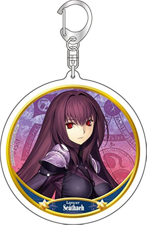 Fate Grand Order acrylic key ring  Lancer scasaha