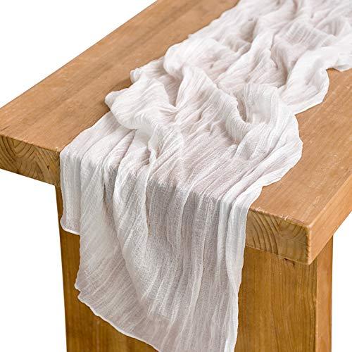 linen table runner - 3