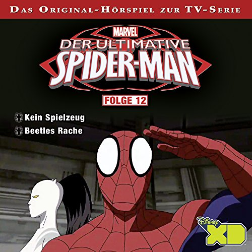 Der ultimative Spiderman 12 Titelbild
