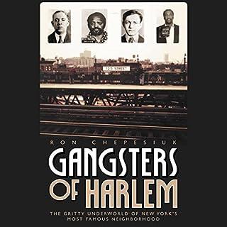 Gangsters of Harlem audiobook cover art