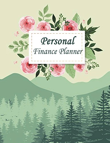 Personal Finance Planner: Monthly Money Planner, Budget Planner Organizer: Spending Tracker, Debt Repayment Plan, Bill Payment Tracker 128 Pages Large Print 8.5