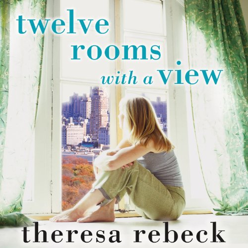Twelve Rooms with a View audiobook cover art