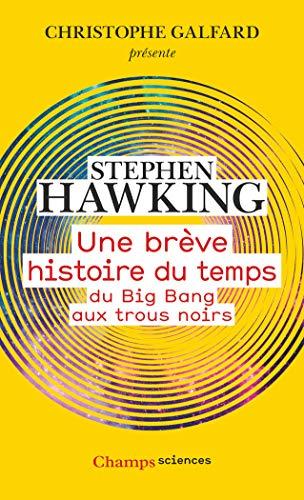 Une brève histoire du temps: Du Big Bang aux trous noirs