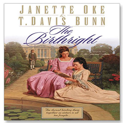 The Birthright     Song of Acadia, Book #3              By:                                                                                                                                 Jeanette Oke,                                                                                        T. Davis Bunn                               Narrated by:                                                                                                                                 Aimee Lily                      Length: 3 hrs and 12 mins     6 ratings     Overall 4.3
