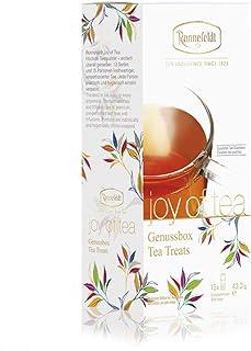 Tee-Genussset: Ronnefeldt joy of tea 15 Teebeutel in div. Sorten, 43,2 g
