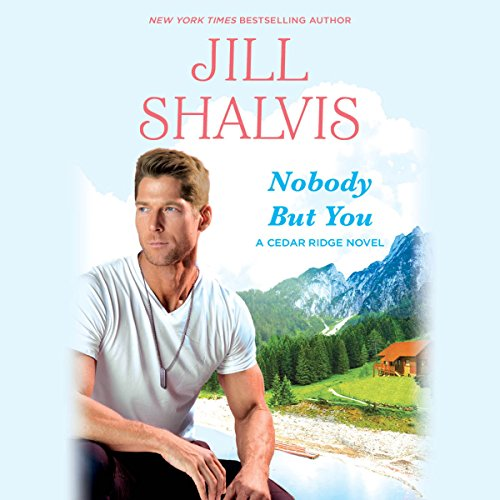 Nobody But You audiobook cover art