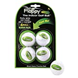 The Floppy Indoor Practice Golf Ball (3-Pack of Balls)