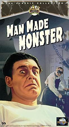 Man Made Monster directed by George Waggner