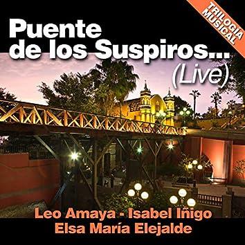 Puente de los Suspiros (Trilogía Musical) [Live] - Single