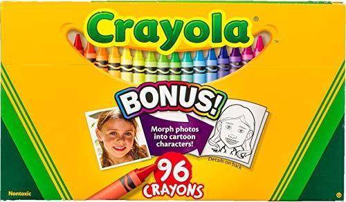 Crayola Crayons 96 ea (Pack of 3)