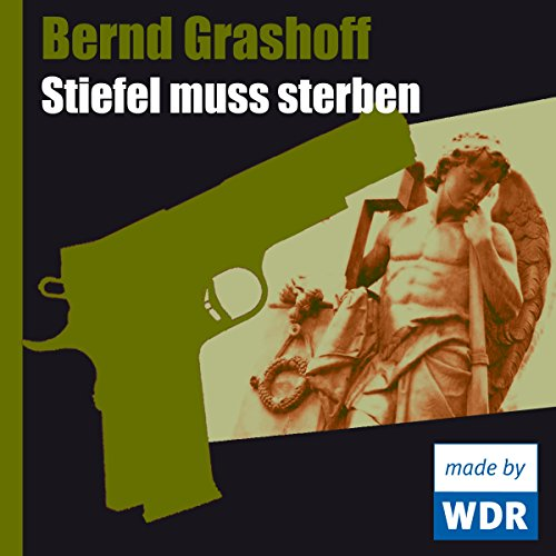 Stiefel muss sterben audiobook cover art