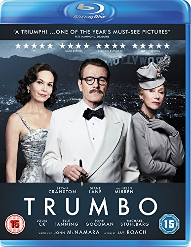 Trumbo [Blu-ray] [2016] [Reino Unido]