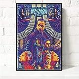 JIUJIUJIU Poster Art Decor Blade Runner 2049 Ryan Gosling