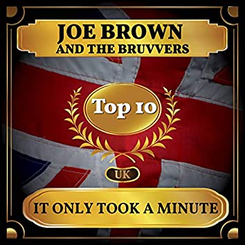 It Only Took a Minute (UK Chart Top 40 - No. 6)
