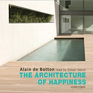 The Architecture of Happiness audiobook cover art