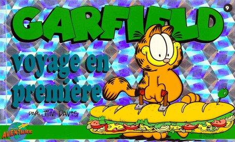 Garfield, tome 9 : Voyage en première