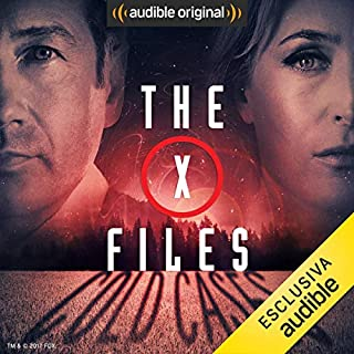 X-Files - Cold Cases. La serie completa                   Di:                                                                                                                                 Joe Harris,                                                                                        Chris Carter,                                                                                        Dirk Maggs                               Letto da:                                                                                                                                 Gianni Bersanetti,                                                                                        Claudia Catani                      Durata:  4 ore e 3 min     149 recensioni     Totali 4,3