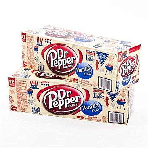 Dr Pepper Vanilla Float 24 x 355 ml