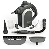 Pure Enrichment PureClean Handheld Pressurized Steam Cleaner with 9-Piece...