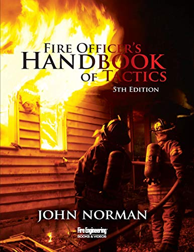 Fire Officer\'s Handbook of Tactics
