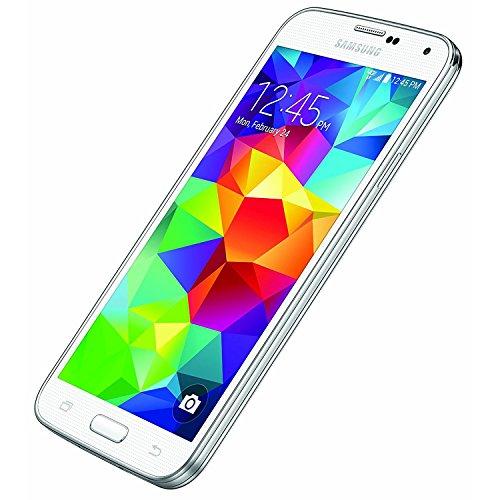 Samsung Galaxy S5 G900A Unlocked Cellphone, 16GB, White