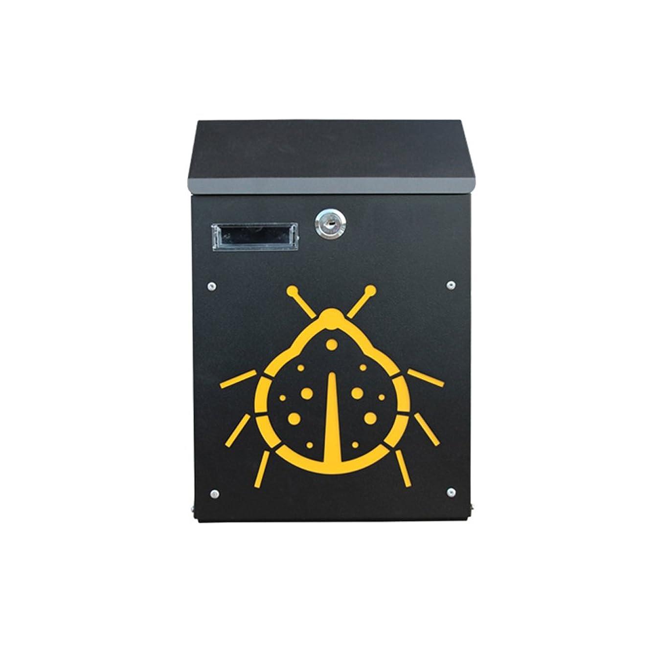 仮定なるゼロHZBb 牧歌的なクリエイティブのメールボックスの壁の吊り箱、レターボックス、壁掛けの装飾