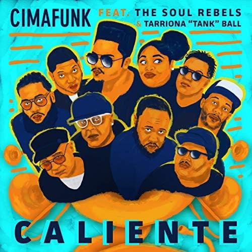 "Cimafunk feat. The Soul Rebels & Tarriona ""Tank"" Ball"