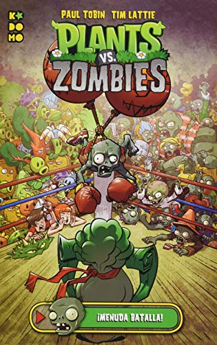 Plants Vs. Zombies: ¡Menuda Batalla!