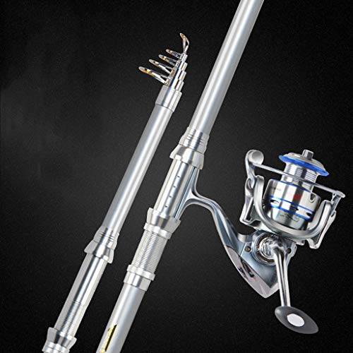 Barra para pesca Mar Rod Set Caña de pescar Pesca Lanzar el mar Rod Long Shot Liquidación Rod Special Super Hard Equipos de pesca Conjunto completa de suministros de combinación cañas de pescar