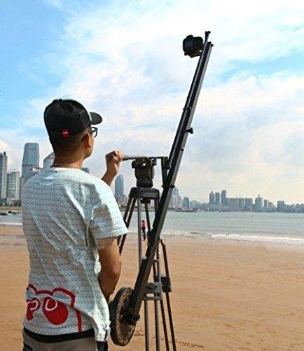 Gowe Tragbare Mini Video Kamera Crane JIBS Jib Arm Kran Boom Kamera Jib Kran