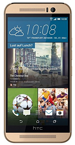 HTC One (M9) Smartphone débloqué 5 Pouces 32 Go Android Or (Import Allemagne)