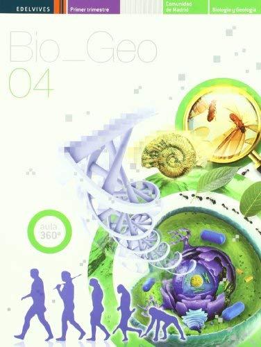 Biologia y Geologia 4º ESO Comunidad de Madrid by Francisco José;Marquez Alvarez, Francisco;Mora Pizarro, Antonio Ortega Nieto (2011-04-01)