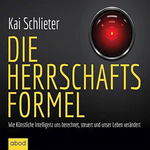 Die Herrschaftsformel audiobook cover art