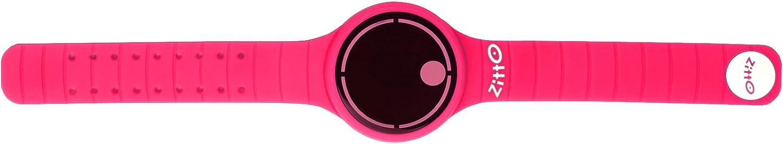 Reloj multifunción ZITTO MOVE Pink Force en silicona rosa ZITTOMOVE-PF