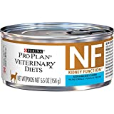 Purina Pro Plan Veterinary Diets NF Kidney Function Advanced Care Feline Formula Adult Wet Cat Food - (24) 5.5 Oz Cans