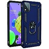 BestST LG K61/LG Q61/LG Q630 Case,+ Screen Protector