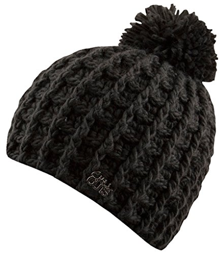 Chillouts Curt Hat 02 Dark Grey - One-Size