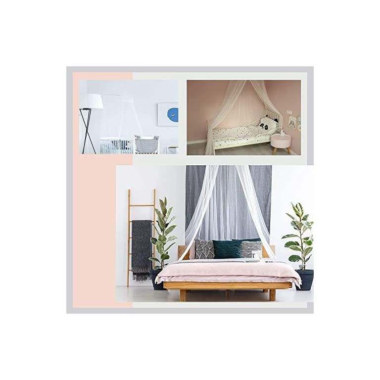 Ultranatura-Luna-Zanzariera-a-tenda-per-letto