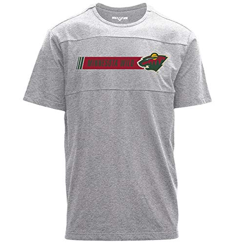 Levelwear NCAA Georgia TECH Yellow Jackets Tide Slant Route T-Shirt