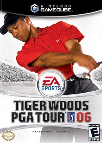 Tiger Woods PGA Tour 06 - Gamecube