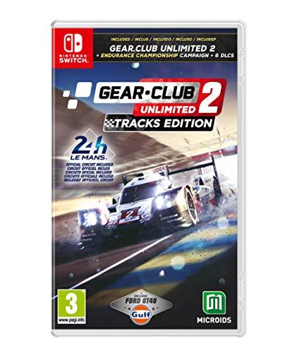 Gear. Club Unlimited - 2 Tracks Edition