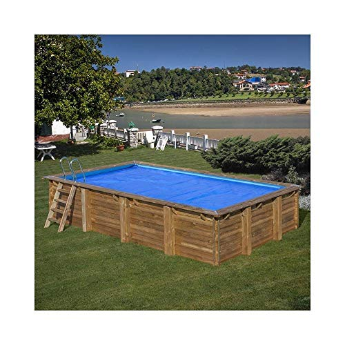 SunBay 788453 GRE 788453-Cubierta isotermica-Piscina Madera
