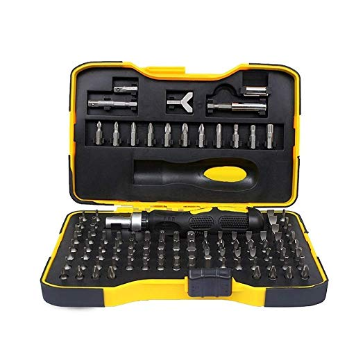 Handwerkzeuge Schraubendreher-Satz 101 in 1 Multifunktions-Haushalt Wichtige Tools Kit Haushaltsgeräte Auto-Reparatur-Wartung DIY Handwerkzeug HAOSHUAI