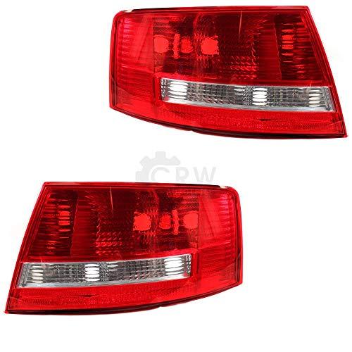 Rückleuchten Heckleuchten Set rechts & links für A6 4F Limousine Bj. 04-08
