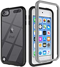 iPod Touch 7 Case Touch 6 Case Touch 5 Case, Re-sport Shockproof Dustproof Anti-Scratch Full Body Protective Cover Case Built-in Screen Protector Compatible with iPod Touch 5th/6th/7th