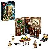 LEGO76384HarryPotterHogwartsMoment:KräuterkundeunterrichtSet,SpielzeugkoffermitMinifiguren,Sammlerstück